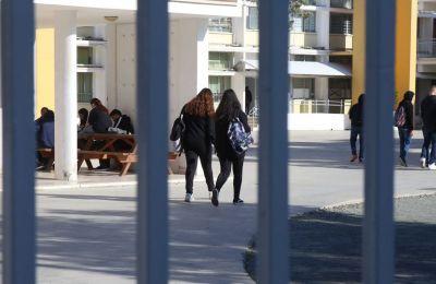 Οι μαθητές δεν φοβούνται «την οποιαδήποτε απειλή, τον οποιονδήποτε εκφοβισμό, την οποιαδήποτε τρομοκρατία» δήλωσε ο πρόεδρος της ΠΣΕΜ.