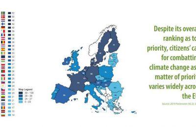 Η κλιματική αλλαγή αποτελούσε εξάλλου έναν από τους κορυφαίους λόγους για τη συμμετοχή στις ευρωπαϊκές εκλογές τον περασμένο Μάιο, ιδίως για τους νέους