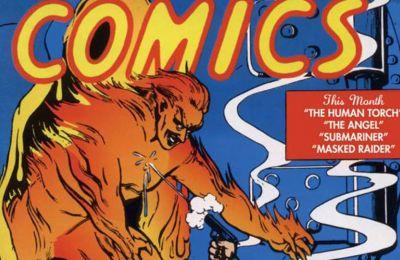 Το κόμικ αγοράστηκε για πρώτη φορά από πρακτορείο εφημερίδων και περιοδικών