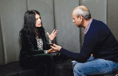 Πώς θα φτιάξουμε για όλους ένα καλύτερο μέλλον αν δεν γνωρίζουμε ποιοι είμαστε, από πού ερχόμαστε και πού θέλουμε να πάμε;, λέει η Teona Mitevska, σκηνοθέτρια της νικήτριας ταινίας των Lux 2019 στην «
