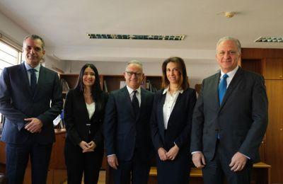 Η Σάβια Ορφανίδου θα συμμετέχει στις επιτροπές υγείας περιβάλλοντος και εμπορίου.
