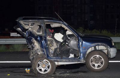 Το θανατηφόρο τροχαίο σημειώθηκε στον αυτοκινητόδρομο Λεμεσού – Λευκωσίας με αποτέλεσμα να χάσει την ζωή του ο Παναγιώτης Χριστοφόρου