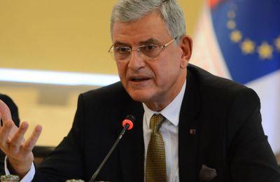 Η συνεδρίαση έγινε υπό την προεδρία του Βουλευτή του κυβερνώντος κόμματος ΑΚΡ Βολκάν Μποζκίρ.