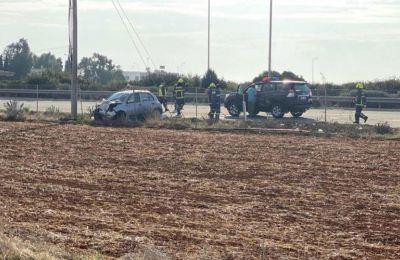 Τα αίτια του ατυχήματος διερευνώνται από τον Αστυνομικό Σταθμό Ξυλοφάγου σε συνεργασία με το Τμήμα Τροχαίας της ΑΔΕ Αμμοχώστου