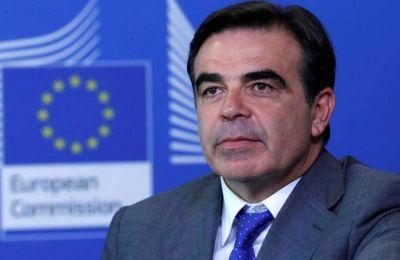 Μετά τις συναντήσεις αυτές, ο αντιπρόεδρος κ. Σχοινάς και η επίτροπος κ. Γιοχάνσον θα επισκεφθούν τη Μεγάλη Τουρκική Εθνοσυνέλευση