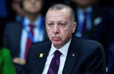 Ορισμένοι σύμμαχοι συνεχίζουν να συνεργάζονται με τρομοκρατικές οργανώσεις, είπε ο Τούρκος Πρόεδρος.