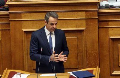 Κ. Μητσοτάκης: Η συμφωνία Τουρκίας-Λιβύης είναι ένα άκυρο έγγραφο