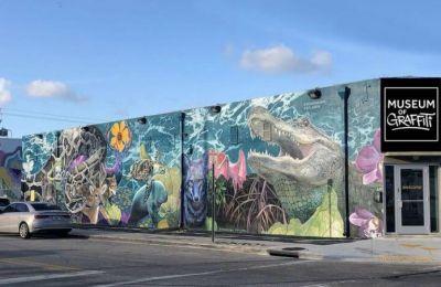 Οι ιδρυτές του Museum of Graffiti αρνούνται ότι το εφήμερο είναι σύμφυτο στην τέχνη του γκράφιτι.