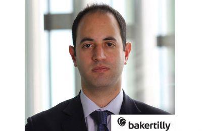 Ο Σπύρος Ιακωβίδης επικεφαλής της ομάδας εσωτερικού ελέγχου Baker Tilly South East Europe