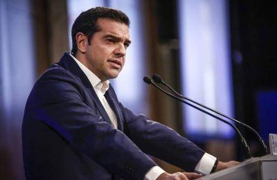 Για τον κ. Τσίπρα, κομβικό ρόλο στην οικοδόμηση μιας νέας πολιτικής πρέπει να έχουν οι Med7 και η Ε.Ε. με τη νέα Επιτροπή.
