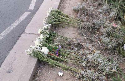 Η 10χρονη άφησε την τελευταία της πνοή στην άσφαλτο , όταν παρασύρθηκε από όχημα που οδηγούσε 70χρονη και ενώ διασταύρωνε τη Λεωφόρο Τάσου Παπαδόπουλου.