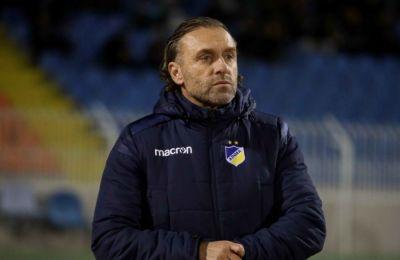ΑΠΟΕΛ: Ψάχνουν για νέο προπονητή