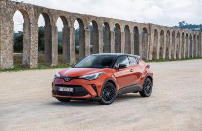 Νέο Toyota C-HR 2020… Αναβαθμισμένο, πιο υβριδικό από ποτέ και με σχεδιασμό που μαγνητίζει