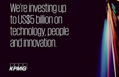 Η KPMG επενδύει 5 δις στον ψηφιακό μετασχηματισμό και επεκτείνει τη συνεργασία της με τη Microsoft