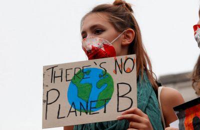 «Για τους νέους ανθρώπους η κλιματική κρίση είναι μία από τις σημαντικότερες προκλήσεις της εποχής τους»