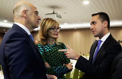 Ελληνοτουρκικά: Οι διπλωματικές κινήσεις της Αθήνας
