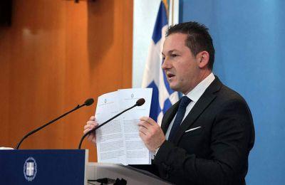 «Ο Νίκος Δένδιας υπογράμμισε ότι η Ελλάδα θα κάνει «ό,τι χρειάζεται» για να υπερασπίσει την κυριαρχία της και τα κυριαρχικά της δικαιώματα»