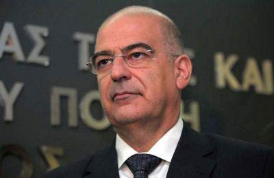 Ο κ. Δένδιας διαμήνυσε ότι η χώρα αντιμετωπίζει τα πολύ σοβαρά προβλήματα με σοβαρότητα και με ψυχραιμία.