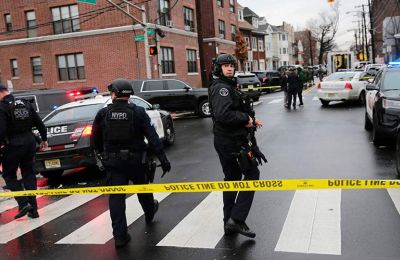 Σύμφωνα με το NBC, μια πηγή των δυνάμεων επιβολής του νόμου περιέγραψε την επίθεση ως «ενέδρα».