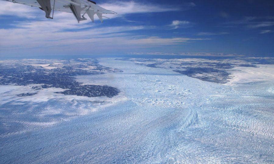 Από το 1992 έως σήμερα οι απώλειες πάγου της Γροιλανδίας έχουν συμβάλει κατά τουλάχιστον ένα εκατοστό στην άνοδο των θαλασσών