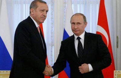 Από την 1η Νοεμβρίου ρωσικά και τουρκικά στρατεύματα πραγματοποιούν αποστολές περιπολίας ανατολικά του Ευφράτη.