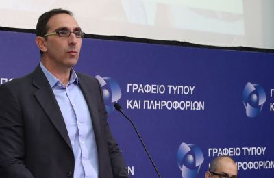 Σχετικά με την αυριανή απεργία των ιατρών του δημοσίου, ο κ. Ιωάννου εξέφρασε την άποψη ότι τα όποια προβλήματα λύνονται μέσω διαλόγου.