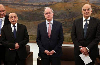 «Εμείς θα είμαστε μία ομάδα για να ακυρώσουμε τη συμφωνία στη βάση των διατάξεων του Διεθνούς Δικαίου».