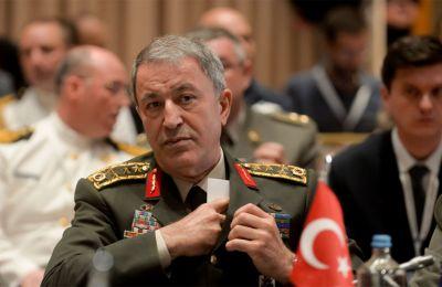 Είπε ότι η Τουρκία είναι «υπέρ της καλής γειτονίας, του διεθνούς δικαίου και του αμοιβαίου σεβασμού».