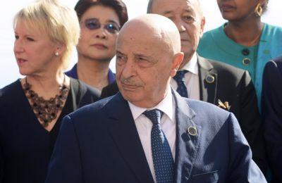 Ο κ. Σάλεχ στις δηλώσεις του στην «Egypt Today» αναφερόμενος στις συμφωνίες , τις χαρακτήρισε «άκυρες».