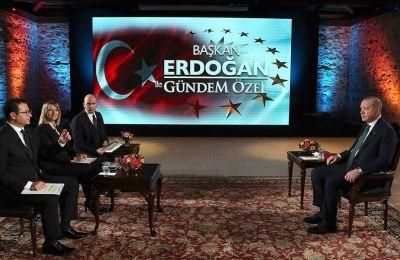 «Η Τουρκία θα μπορούσε να συνεργαστεί στην περιοχή με σημαντικές διεθνώς εταιρείες».