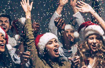 Όλες οι λεπτομέρειες για τα parties της παραμονής Χριστουγέννων