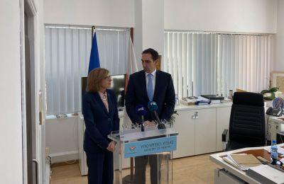 Ο κ. Ιωάννου διαβεβαίωσε ότι το Υπουργείο Υγείας είναι έτοιμο να συνδράμει σε ό,τι ζητηθεί για την επιτυχία των στόχων που έχει θέσει η κ. Κυριακίδου