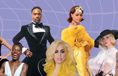 Oscars, Grammys, Met Gala, Emmys και πολλές ακόμη περιστάσεις κατά τις οποίες οι αγαπημένες μας σταρ κατάφεραν να στρέψουν τα βλέμματα προς το πρόσωπό τους