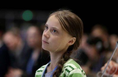 Η Τούνμπεργκ βρέθηκε στο κέντρο της δημοσιότητας όταν ξεκίνησε σε ηλικία 15 ετών τον ακτιβισμό για το κλίμα