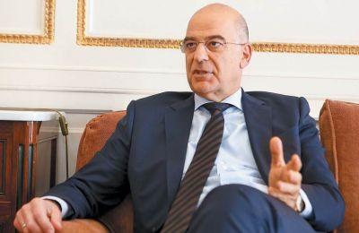 «Οι πολιτικές διαβουλεύσεις μεταξύ των στελεχών των δύο υπουργείων Εξωτερικών, οι οποίες αναμένεται να επαναληφθούν τις επόμενες μέρες».