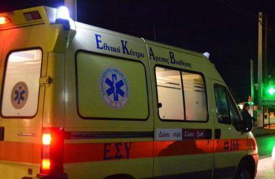 Άλλοι δύο οπαδοί τραυματίστηκαν και μεταφέρθηκαν στο Ιπποκράτειο νοσοκομείο