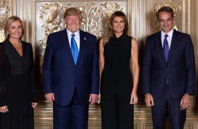 Οι ΗΠΑ αναγνωρίζουν την Ελλάδα ως πυλώνα σταθερότητας και σύνεσης στην ανατολική Μεσόγειο και στα Βαλκάνια.