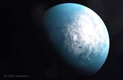 Το μητρικό άστρο έχει περίπου το 40% της μάζας και του μεγέθους του Ήλιου μας και τη μισή επιφανειακή θερμοκρασία του.