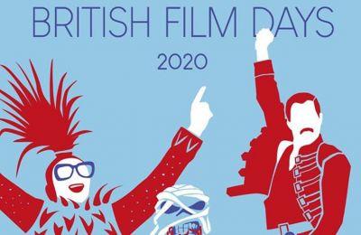Η Βρετανική Ύπατη Αρμοστεία και το Βρετανικό Συμβούλιο συνδιοργανώνουν τις Μέρες Βρετανικού Κινηματογράφου 2020