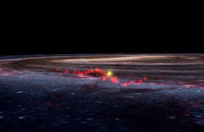 «Κανένας αστρονόμος δεν περίμενε ότι ζούμε δίπλα σε μια γιγάντια κυματοειδή δομή αερίων».