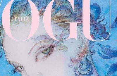 Οι εικονογραφήσεις διατηρούν τη γοητεία της μόδας του περιοδικού, ενώ μειώνουν το αποτύπωμα άνθρακα
