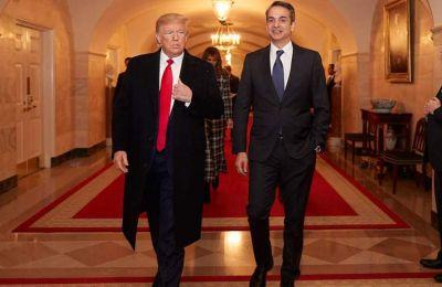 «Η Ελλάδα είναι εταίρος-κλειδί για την αμερικανική στρατηγική στην Ανατολική Μεσόγειο και πέρα από αυτήν».