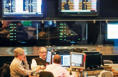 Τα μεγαλύτερα κέρδη κατέγραψε το χρηματιστήριο της Φρανκφούρτης με τον δείκτη Xetra DAX να κλείνει με άνοδο 1,31%