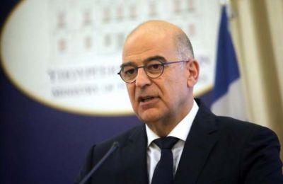 Την επανάληψη των πολιτικών διαβουλεύσεων προανήγγειλε στη συνέντευξή του προς την «Κ» της περασμένης Κυριακής ο υπουργός Εξωτερικών, Νίκος Δένδιας