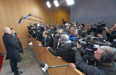 «Όσον αφορά την κατάσταση στη Λιβύη, υποστηρίζουμε τις προσπάθειες του Γασάν Σαλαμέ και της Διαδικασίας του Βερολίνου».