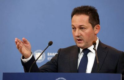 «Ο πρωθυπουργός έχει αναφερθεί σε ένα πρόσωπο που μπορεί να συνθέσει και να είναι πρόσωπο κοινής αποδοχής».
