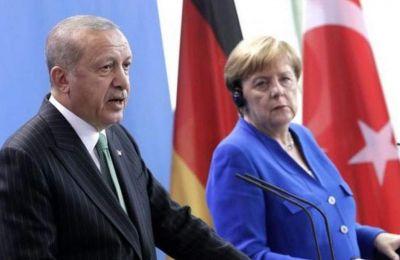 Η κ. Μέρκελ θα έχει συνάντηση με εκπροσώπους του επιχειρηματικού κόσμου, κατόπιν πρόσκλησης του Γερμανο-τουρκικού Εμπορικού Επιμελητηρίου.