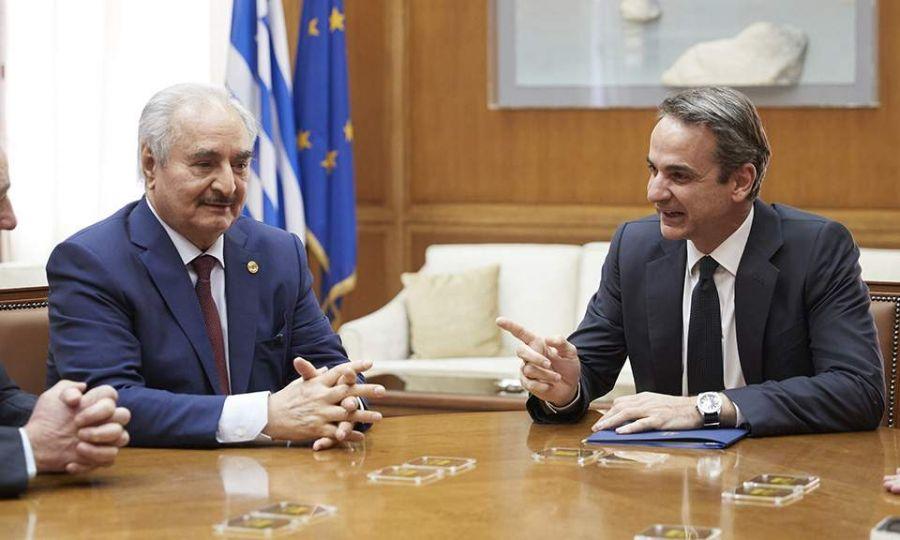 Ο Πρωθυπουργός της Ελλάδας εξέφρασε στην Μέρκελ τη δυσαρέσκειά του για την μη πρόσκληση της Ελλάδας στην Διάσκεψη του Βερολίνου.