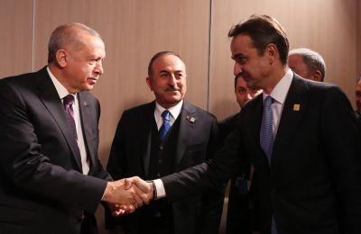 Ο Τούρκος Πρόεδρος φαίνεται ότι ενοχλήθηκε από την επίσκεψη Χαφτάρ στην Αθήνα.