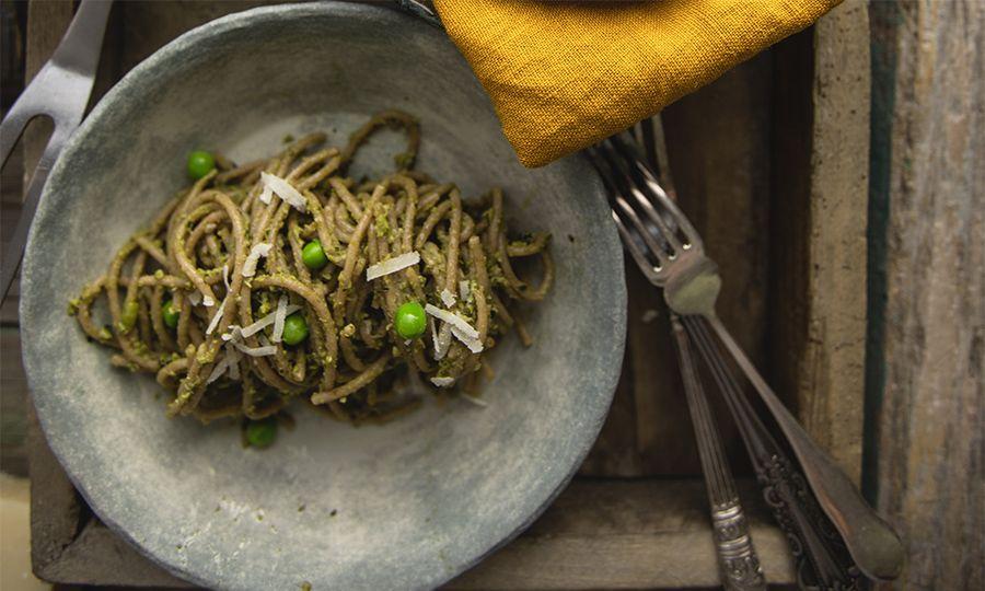 Μια από τις πιο αγαπημένες συνταγές της Αθηνάς Λοϊζίδου για μακαρόνια.